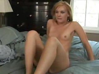 Hot British Slut riding big fat cock