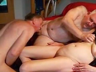 Mature Bi Couple