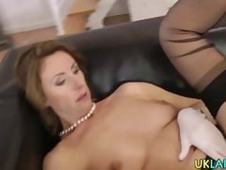 Euro ho stockings licked