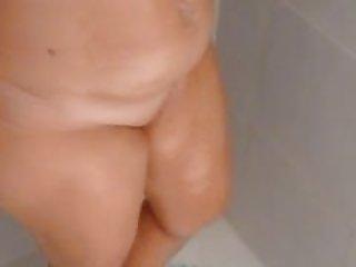 Taking a hot bath part 4