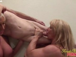 Ashlee Chambers and WildKat Treat A..