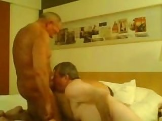 Homemade bisex party