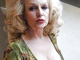 LAURA (German Granny) : OLD DIRTY SLUT