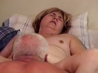 MILF Wife - Getting Her Pussy Eaten to..