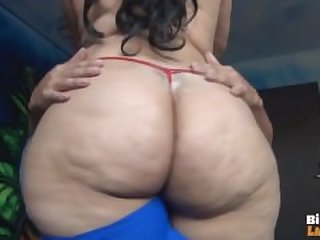 LATINA FUCKS LIDDLE DICK PART 2