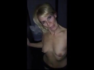 Mature blonde blows through the glory..