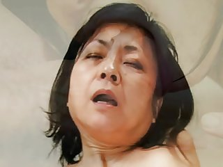 Japanese mature woman Yumiko is Wonderful