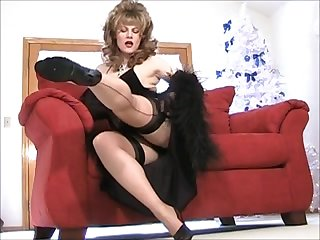 Nylon Stocking Voyeur
