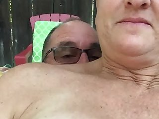 Afternoon pool fuck