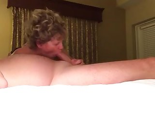 Wife caught on cam giving hubby's..
