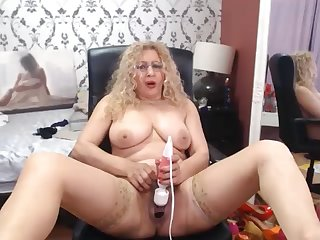 SexyChristie4U MatureErotic mature blonde