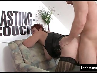 Busty german mature hoe gets nailed at..