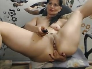 My Ass and Pussy finger masturbation