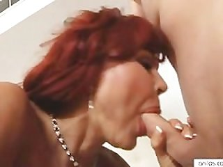 Bigtit cougar Vanessa Bella fucked good