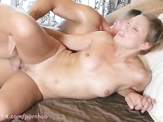 MOM HD Brunette MILF gets fucked