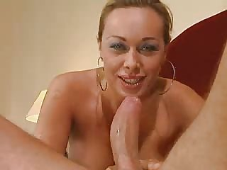 Italian Wife gives her tight asshole for..
