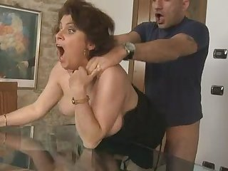 Hot Mature Gets It Hard!!! - by TLH