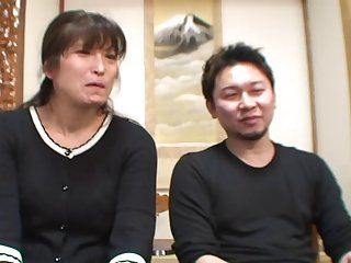 47yr old Wife Hinobu Nakajima Cuckolds..