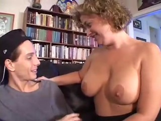 Mature With Big Ass And Tits Women Gets..