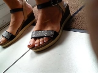 Friend's feet and heels 9