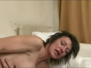 mom's best anal was in Paris