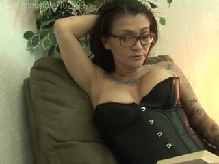 Aunt's hardcore educational sex..